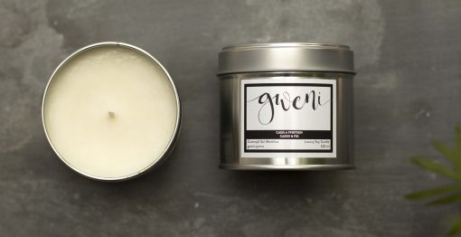 Cassis & Fig Tin Candle