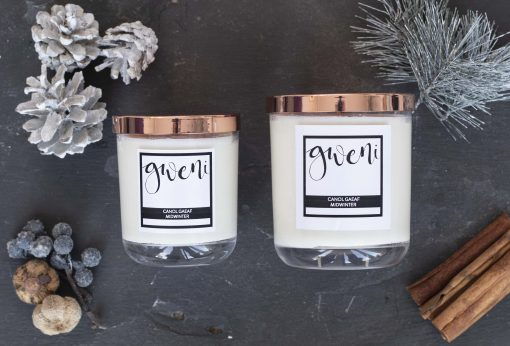 Midwinter Luxury Candles