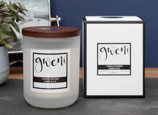 Cassis & Fig Large Candle