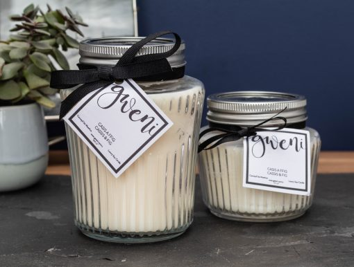 Cassis & Fig Kilner Vintage Jar Candles