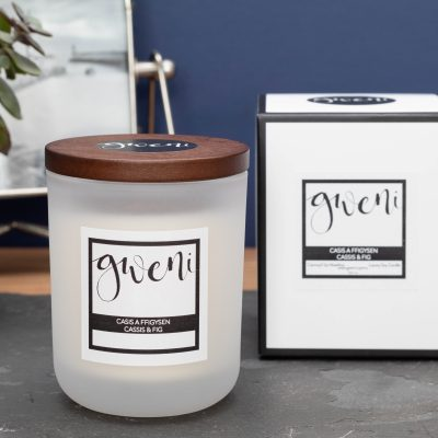 Cassis & Fig Small Candle