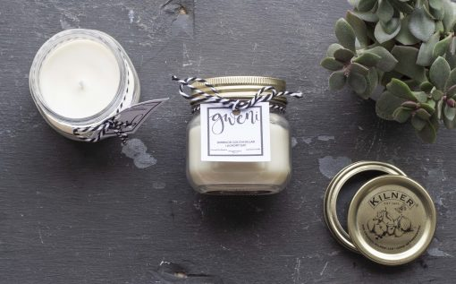 Laundry Day Small Kilner Jar Candle