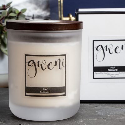 Summer Large Candle
