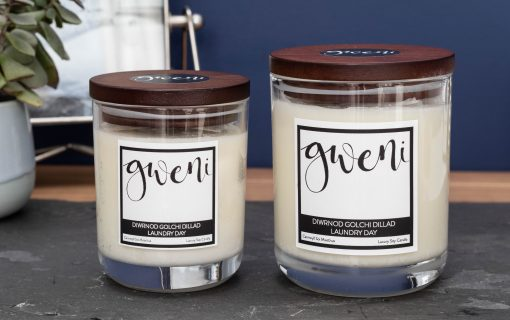 Laundry Day Candles