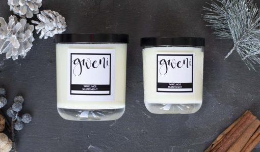 Silent Night Luxury Candles