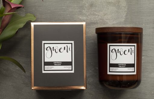 Twilight Small Luxury Candle with Gift Box