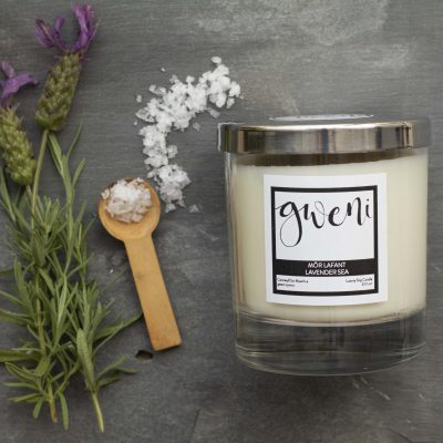 Lavender Sea Home Candle