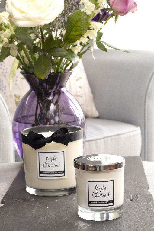 Gyda Chariad Candles